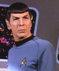 Spock illogical captian